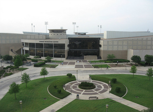Texas A&M Student Rec Center