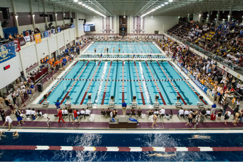 Texas A&M Natatorium